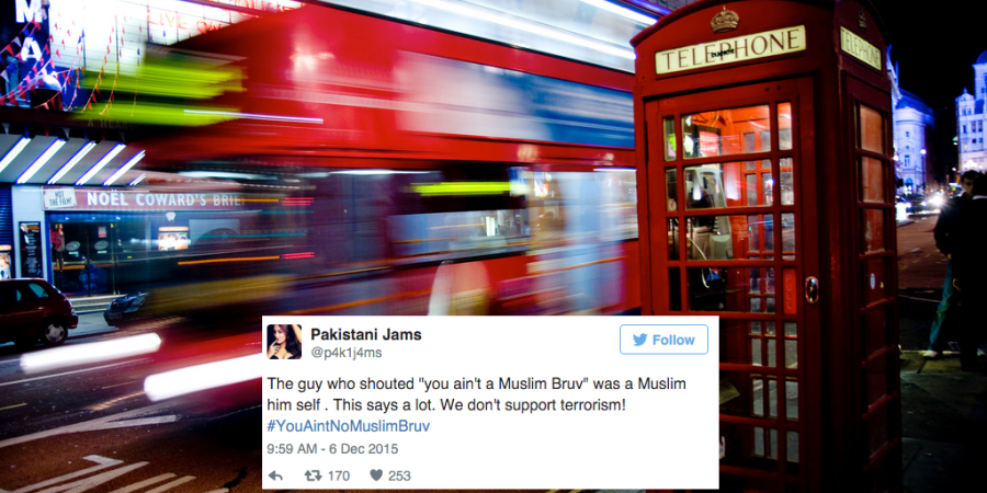 This Inspirational Reaction To The London Terrorist Attack Might Actually Help Heal The World