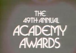 49th annual oscars