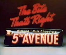 5th ave candy bar