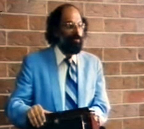 Allen Ginsberg 1977