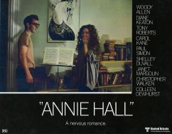 Annie Hall lobby card