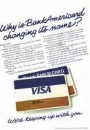 bankamericard visa