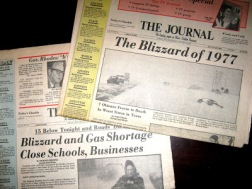 blizzard papers