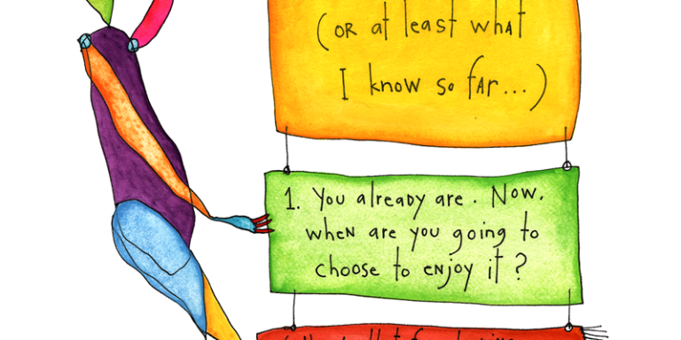 How My Grandmother Taught Me That 'Absolutely Wrong' Can Be AbsolutelyRight