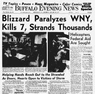 buffalo news blizzard