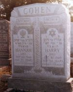 Cohen graves