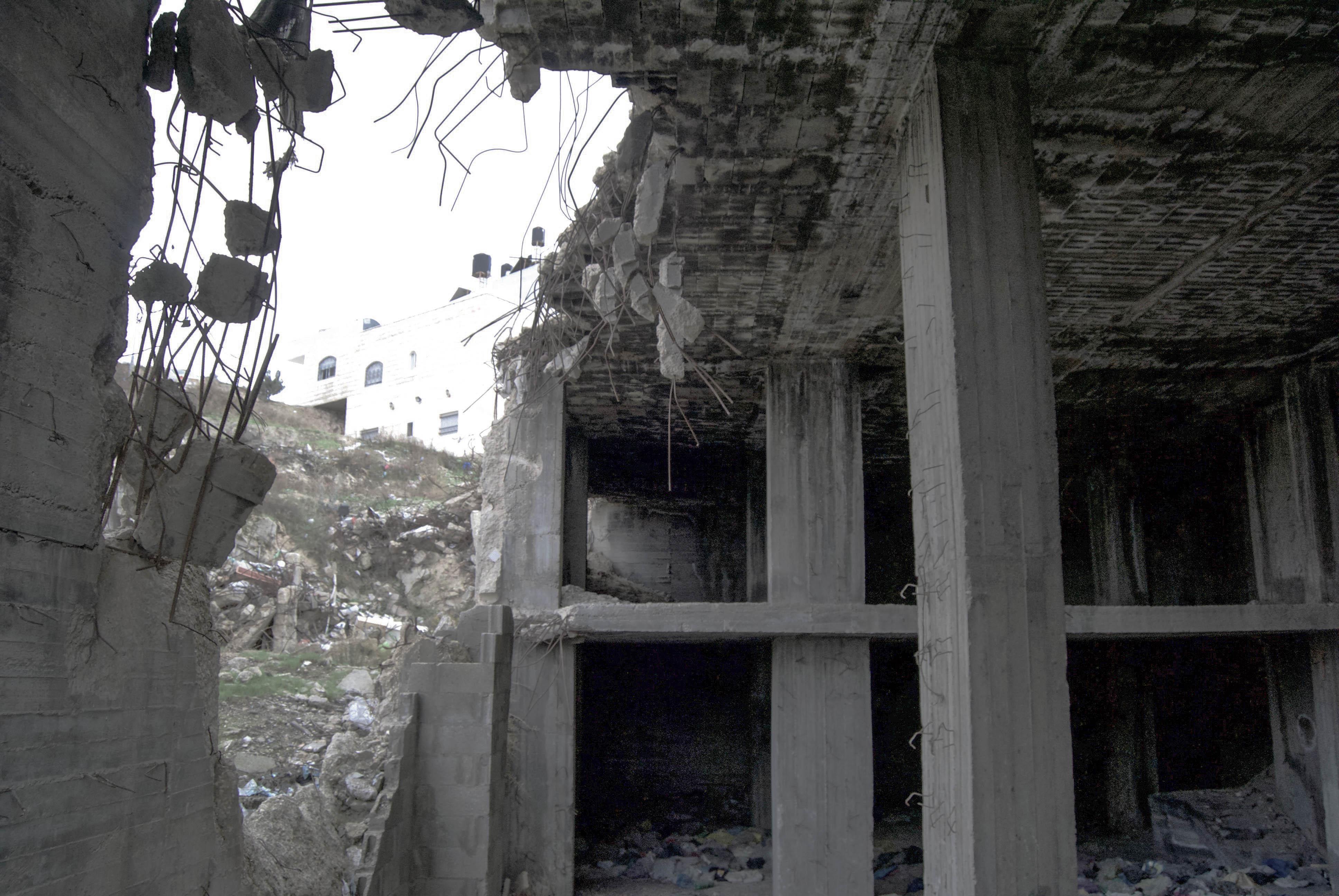 demolitionsEastJerusalem