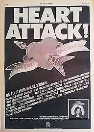 Heart Attack Tom Petty