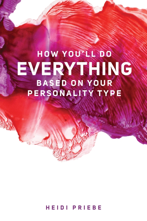 How You'll Do Everything Based On Your PersonalityType
