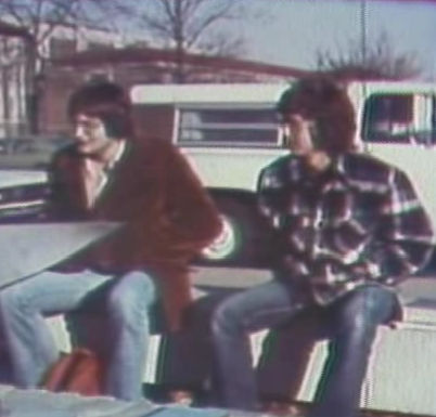 late february 1977