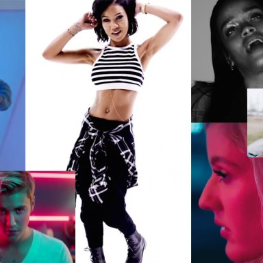 Drop Everything And Bless Your Ears With This Amazing 5-Minute Mashup Of 2015's Top Pop Hits