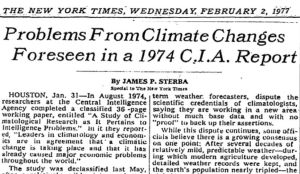 nyt climate change feb 2 1977
