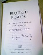 Required Reading McCarthy