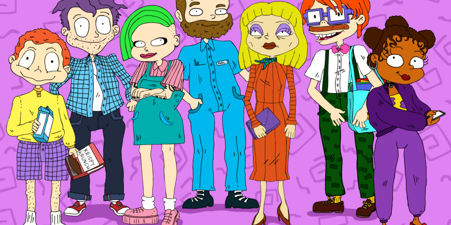 Obviously Angelica Ended Up In Drug Rehab: Here's Where All The 'Rugrats' Are In 2015