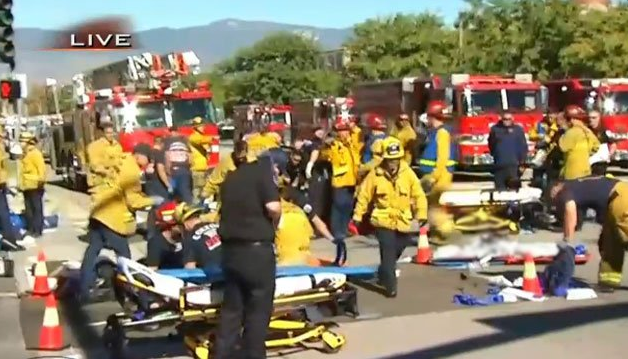 Everything We Know About The Mass Shooting In San Bernardino,California