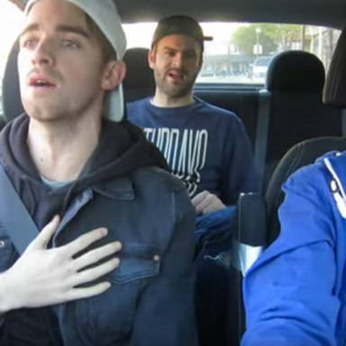 This Uber Driver Made A Music Video For The Chainsmokers And It's Fucking Amazing