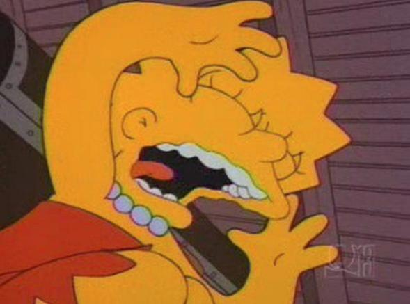 Twitter / Simpsons Screens