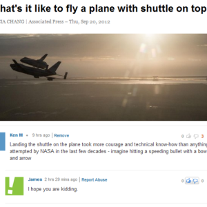 'Ken M' Strikes Again! 40 Hilarious Comments From The Internet's Biggest (And Funniest) Troll