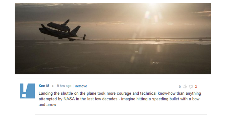 'Ken M' Strikes Again! 40 Hilarious Comments From The Internet's Biggest (And Funniest)Troll