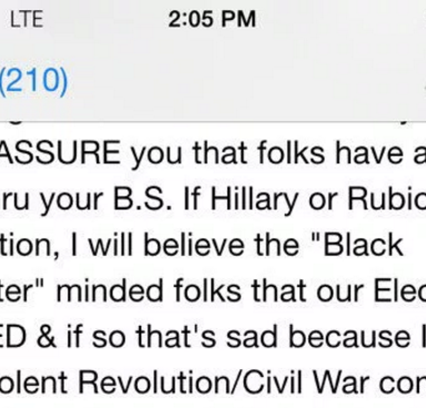 Everyone Is Laughing At This Polling Firm's Hilarious Response To A Random Conspiracy Email Predicting Violent Civil War