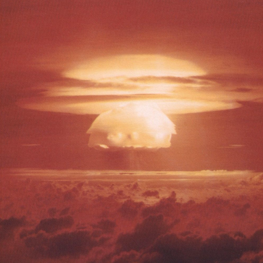 What It Would Look Like If We Just Decided To 'Screw It' And Nuke ISIS