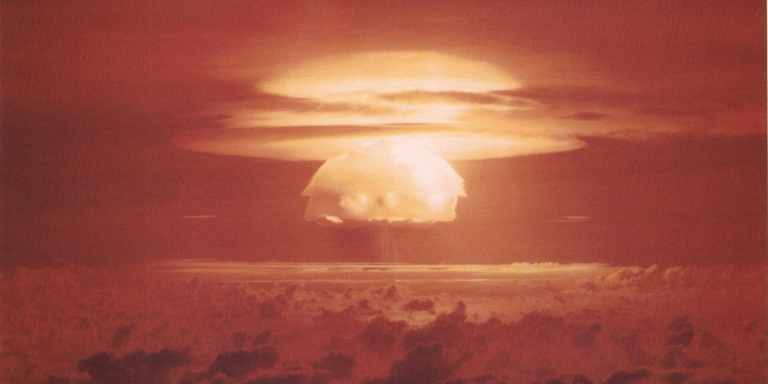What It Would Look Like If We Just Decided To 'Screw It' And NukeISIS