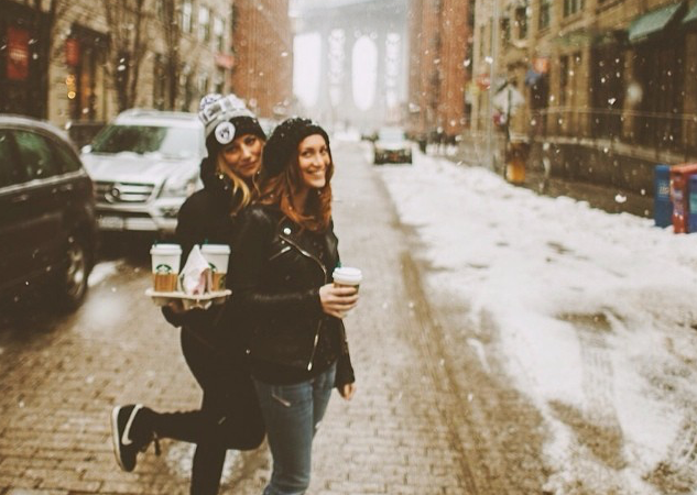 30 Fun Little Ways Every Woman Can Beat The Winter Blahs