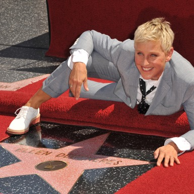 Why I Don't Want Ellen (Or Any Other Celeb) To Be My Best Friend