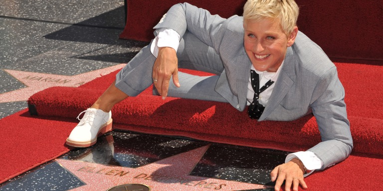Why I Don't Want Ellen (Or Any Other Celeb) To Be My BestFriend