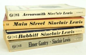 sinclair lewis books