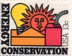stamp energy conservation