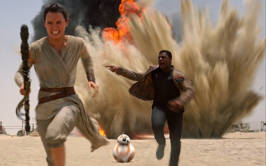 Amazon / Star Wars
