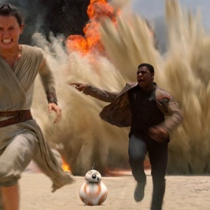 Here's What I Learned From The Latest Star Wars Movie: May The Future Be With You