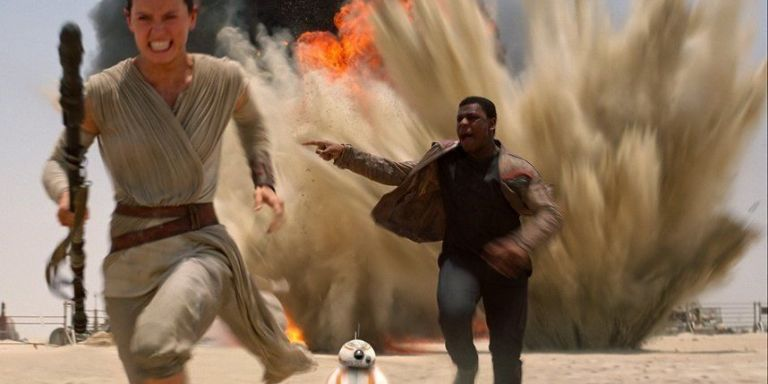 Here's What I Learned From The Latest Star Wars Movie: May The Future Be WithYou