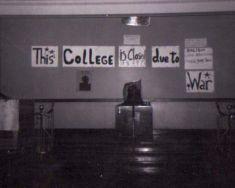 This college closed