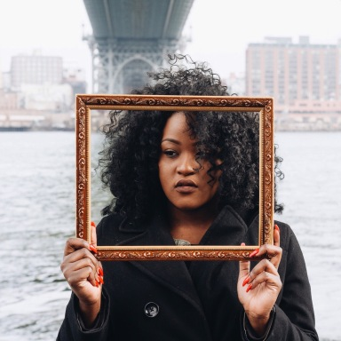 7 Everyday Struggles Of 'Looking' Like An Unapproachable Woman But Actually Being Really Friendly