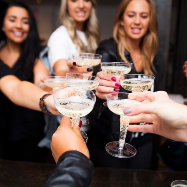 These Are The 12 Types Of Girls You'll Encounter This New Year's Eve