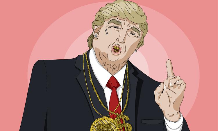 Da Man Wit' Da Money: 77 Hip-Hop Lyrics About DonaldTrump