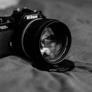 My Girlfriend Bought A Camera From A Yard Sale, And You'll Never Believe What We Saw Through It