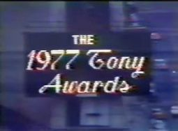 1977 Tony Awards