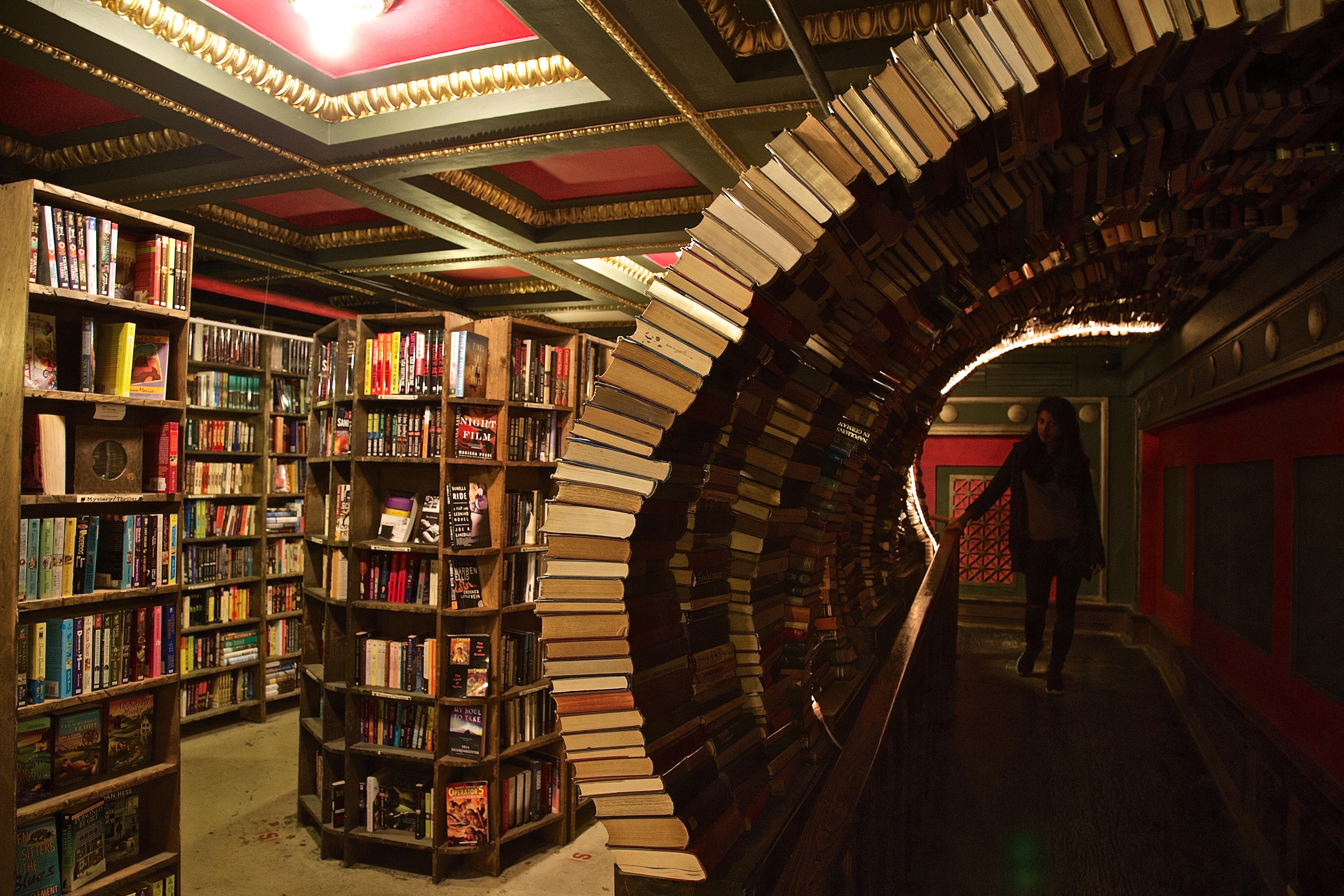 2. The Last Bookstore