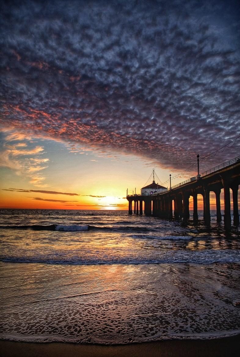 3a. Manhattan Beach Pier