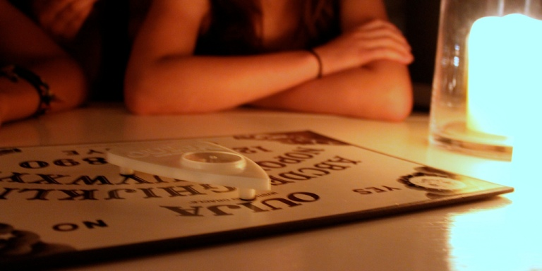 Read This If You Don't Mind That You'll Never Want To Play With A Ouija Board Again