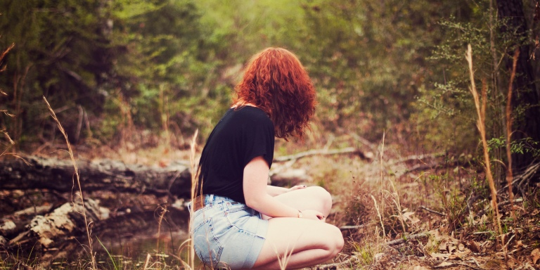 Read This If You Feel Like You've Lost Yourself Because OfHeartbreak