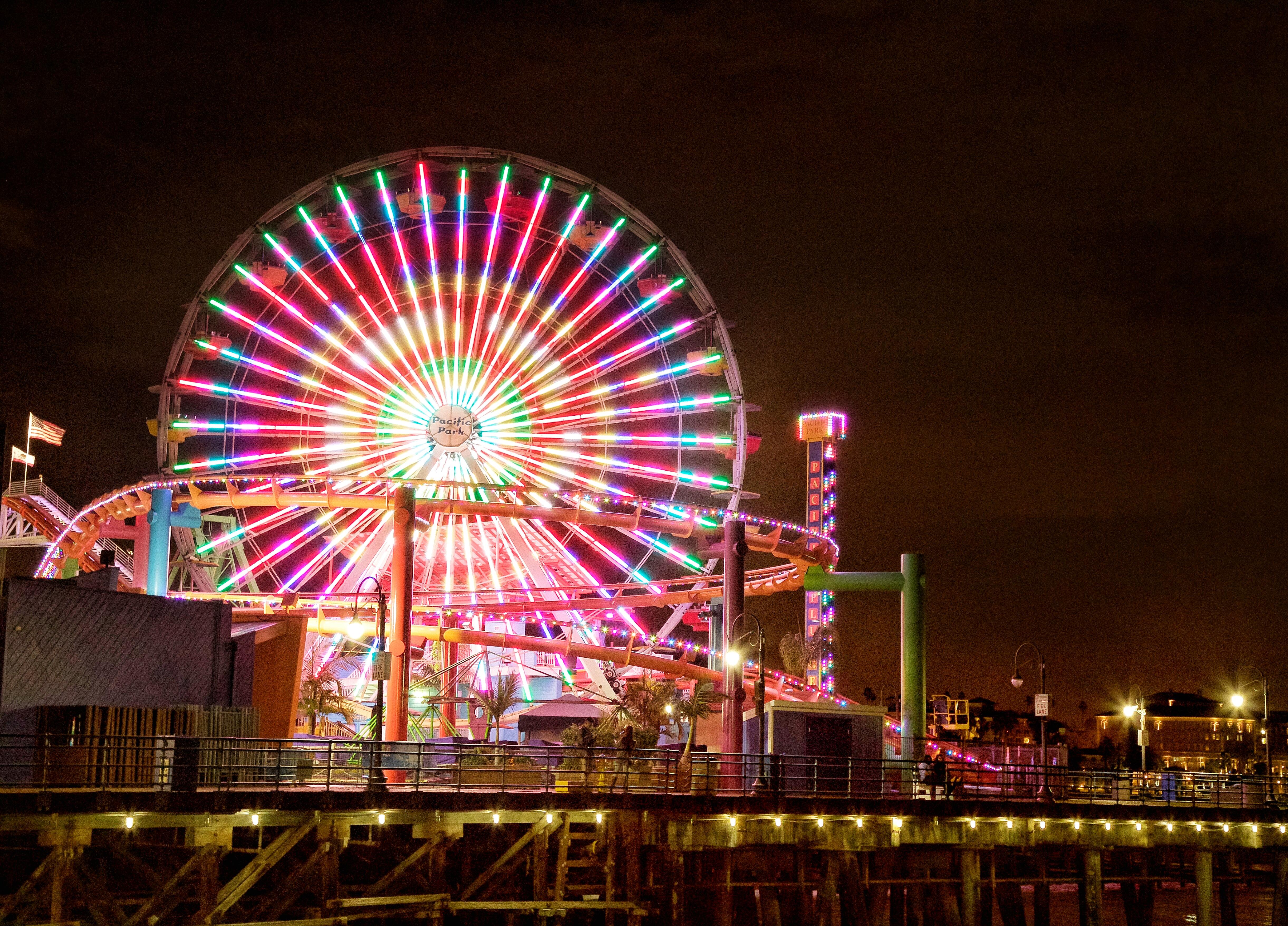 9. Santa Monica Pier