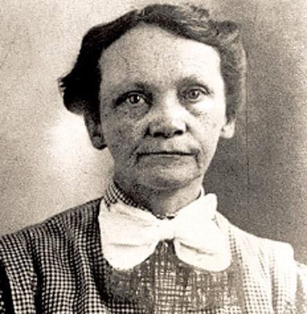 Amy Archer-Gilligan. ( (Wikimedia Commons)