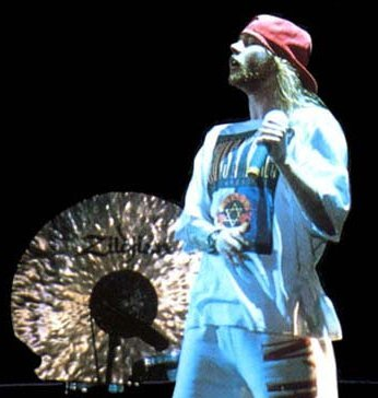 Axl Rose. (Wikimedia Commons)
