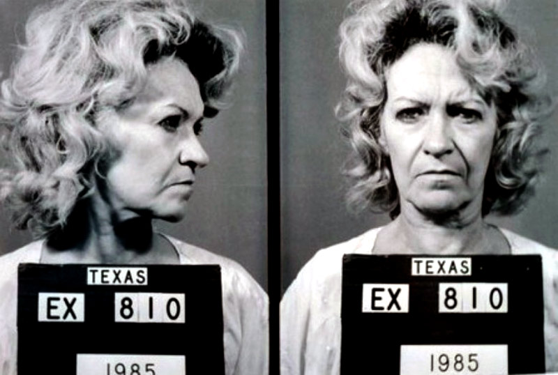 Betty Lou Beets. (Texas Department of Corrections)