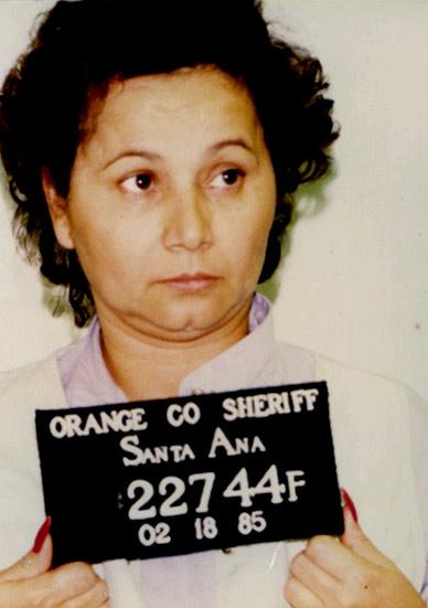 Griselda Blanco. (Orange County Sheriff's Department)