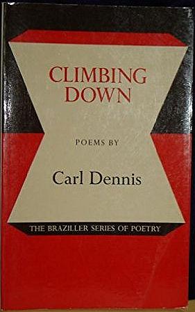 Carl Dennis Climbing Down